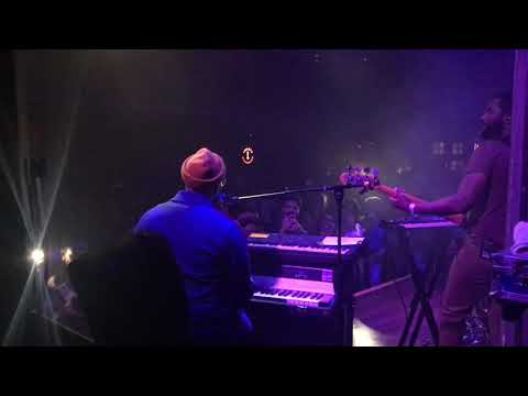 PJ Morton Live in London How deep is your love