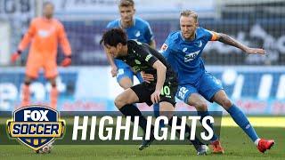 1899 Hoffenheim vs. Hannover 96 | 2019 Bundesliga Highlights