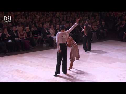 2015 Blackpool Professional Latin Highlights