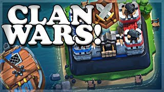 LAST MINUTE Clan Wars | WAR DAY Pt 2 | Clash Royale 🍊