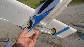 ORIGIN Hobby DT-760 滑走離着陸