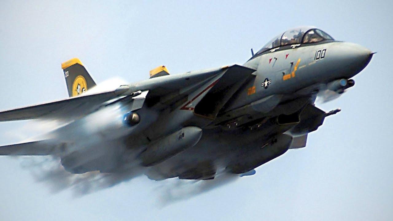 The History of the F-14 Tomcat | Heavy Metal | Popular Mechanics