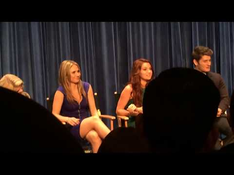 Rita Volk jealous over Katie Stevens and Gregg Sulkin flirting