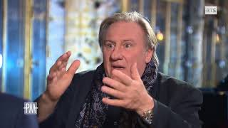 L'interview de Gérard Depardieu