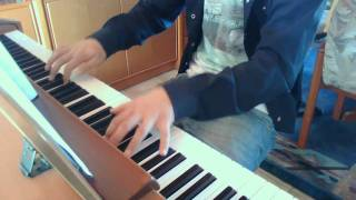 Jason Derulo - She flies me away piano cover