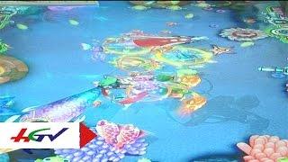 Triệt phá ổ cờ bạc dưới hình thức game bắn cá ăn tiền   HGTV