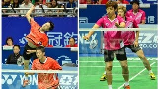 Yonex Chinese Taipei Open 2013MD FINAL 李勝木+蔡佳欣 (TPE) VS Kim Ki Jung 金基正+Kim Sa Rang 金沙朗 (KOR)