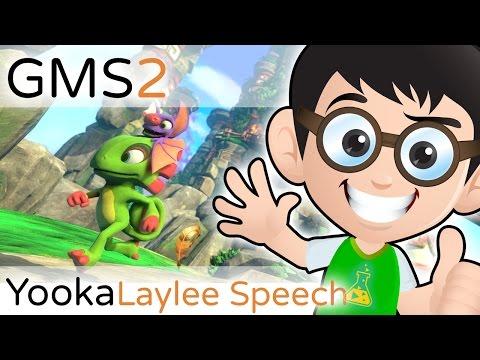 Yooka Laylee Dialogue Speech | Game Maker Studio 2