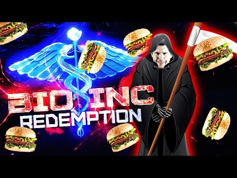 Too Many Burgers! - Bio Inc. Redemption Gameplay - Bio Inc Redemption Campaign