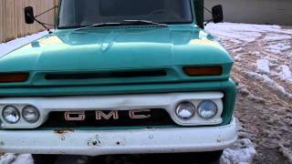 1966 GMC 1 Ton Dually For Sale
