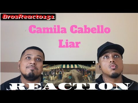 Camila Cabello - Liar | REACTION
