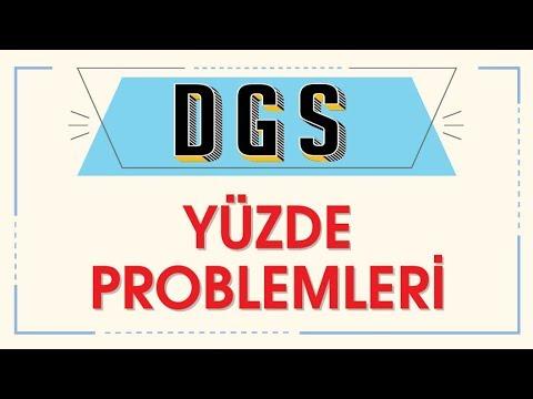 DGS YÜZDE PROBLEMLERİ - ŞENOL HOCA