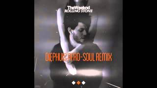 The Weeknd - Rolling Stone (Diephuis Afro-Soul Remix)