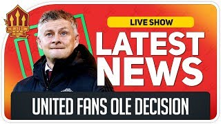 Ole IN or OUT? Man Utd Fans Street Talk!