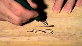 Woodburning Designs And Tips,  Part 8