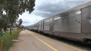 アリススプリングス駅(Alice Springs Station)
