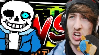 UNDERTALE GENOCIDE ROUTE FЏLL PLAYTHROUGH | SANS BOSS FIGHT | KreekCraft LIVE