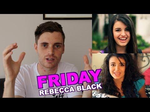 Friday - Rebecca Black (Brief Music Review)