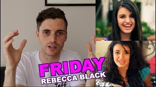 Friday - Rebecca Black (Brief Music Review)