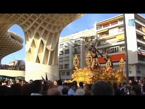 Resumen San Roque . Domingo de Ramos sevilla 2011