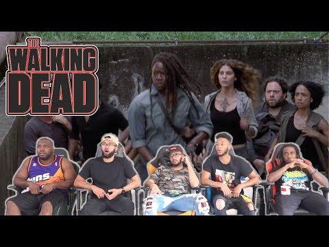 "The Walking Dead Season 9 Episode 7 ""Stradivarius"" Reaction/Review"