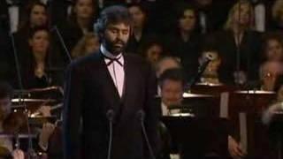 Caccini Ave Maria by Andrea Bocelli