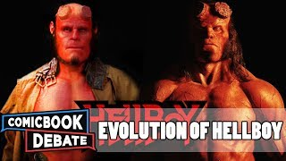 Evolution of Hellboy in All Media in 7 Minutes (2018)