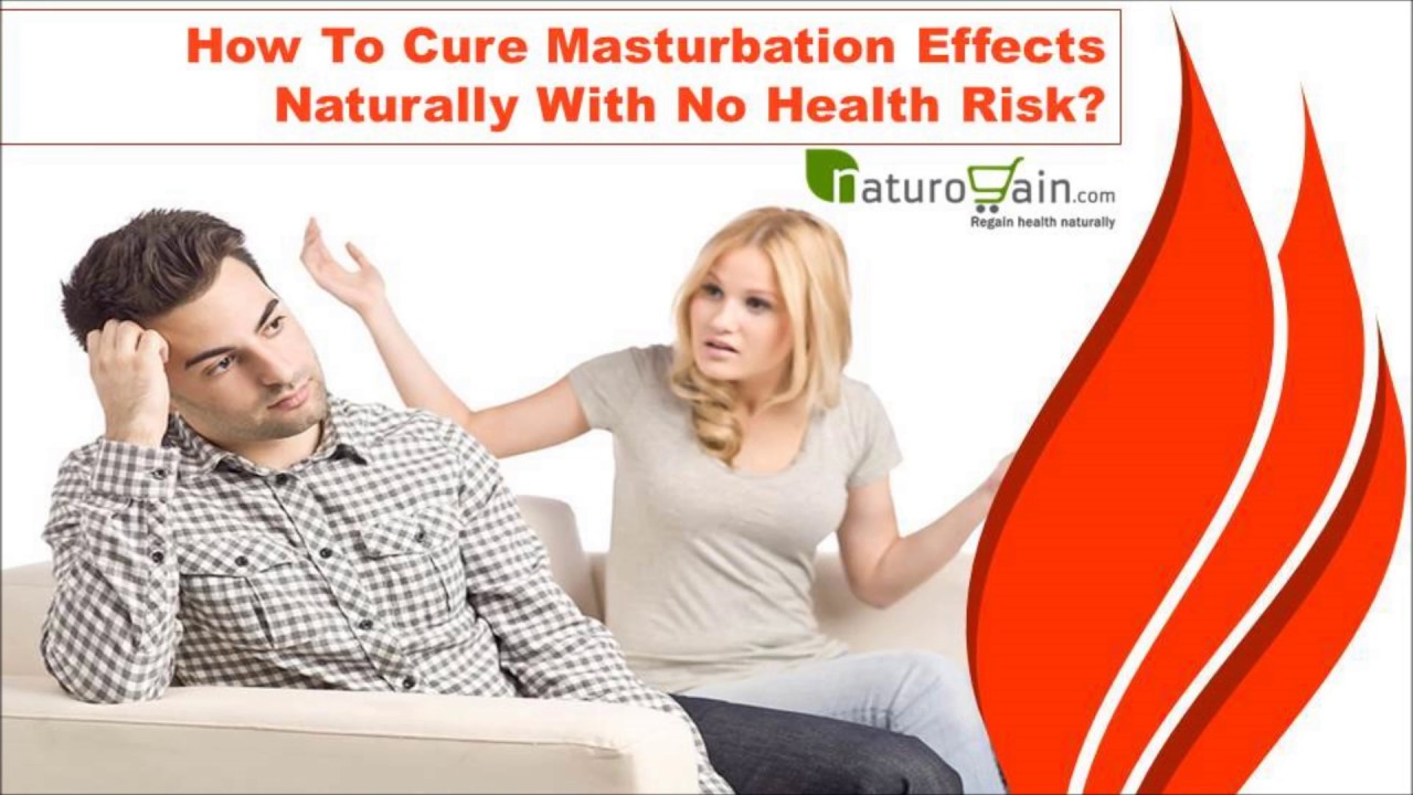 The cure for masturbation