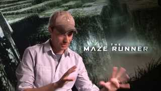 The Maze Runner - Wes Ball Interview | Empire Magazine