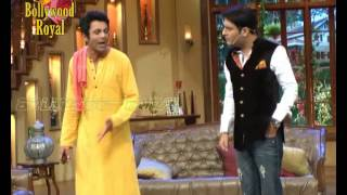 Launch of new show 'Comedy Nights with Kapil Sharma'' Part-1