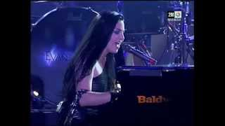 Evanescence -Swimming Home (Lyrics) @ Mawazine Morocco 2012 HQ