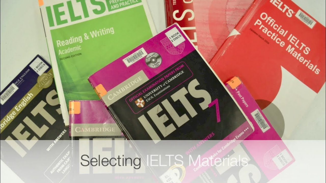Official Ielts Practice Materials Book