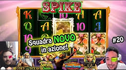 ONLINE SLOTS - The marvelous NOVO Team strikes !
