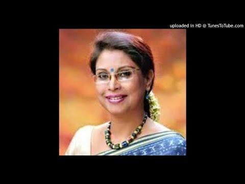 Rezwana Choudhury -Aha Aaji E Bosonte(আহা,আজি এ বসন্তে)