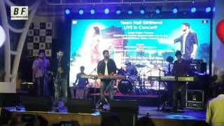Phir Bhi Tum Ko Chahunga  Song Live Performance By Mithoon   Half Girlfriend Live Concert