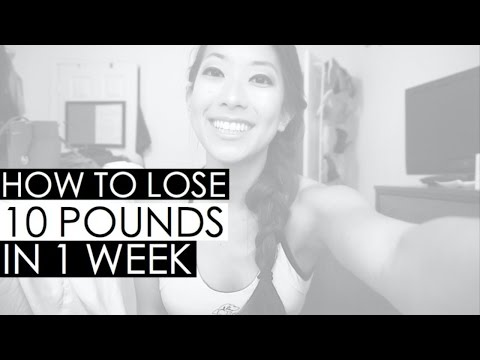 Lose 10 Pounds in 1 Week!