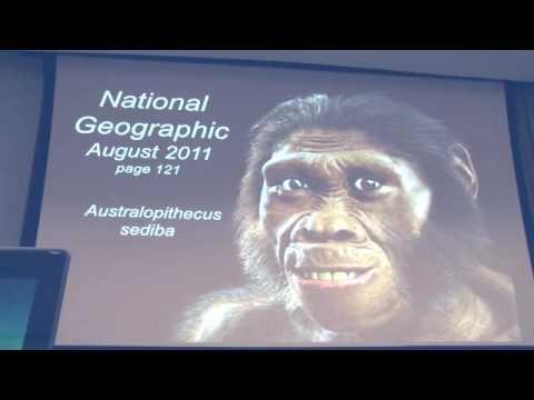 Chimps, Gorillas, Humans and Homo naledi: Dr. Charles Jackson