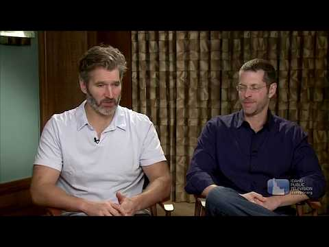 David Benioff and D.B. Weiss  on Game of Thrones 2016
