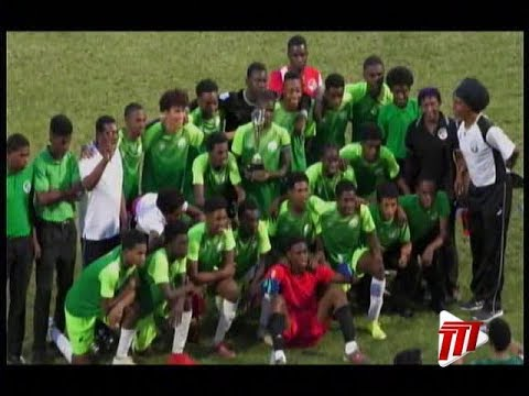 SPORT: Connection Take U-17 Youth Pro League Title