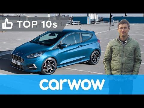 Ford Fiesta ST 2018 - has the best hot hatch just got better? | Top 10s