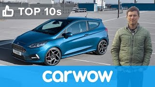Ford Fiesta ST 2018 - has the best hot hatch just got better? | Top 10s