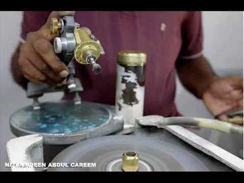 Gem Making and Polishing