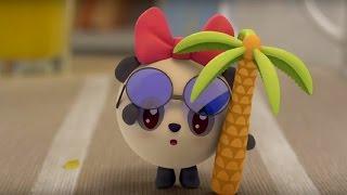 Малышарики - Пандочкино море - серия 39 - обучающие мультфильмы для малышей 0-4