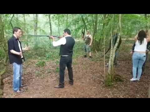 Nazif Kılıç Dreharbeiten/Çekimden kareler