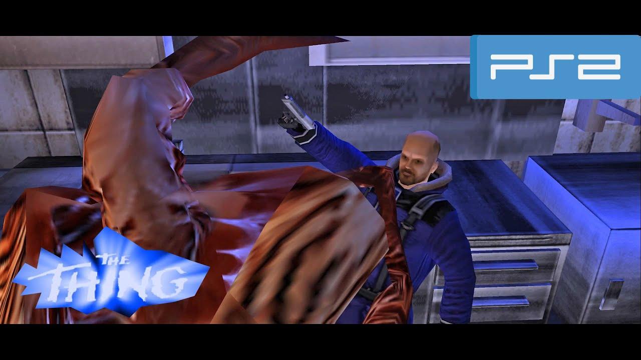 The Thing | PCSX2 Emulator 1.7.0-142 [1080p HD] | Sony PS2