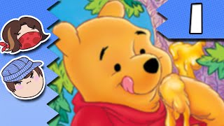 Winnie the Pooh and the Honey Tree: Sticky Dreams - PART 1 - Steam Train