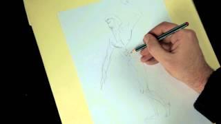 Simple Zeus Drawings Easy 1