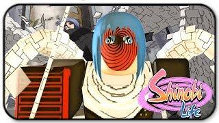 Roblox Shinobi Life Paper Kekkei Genkai Gameplay