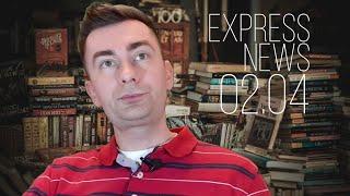 Экспресс-новости 02.04.2020: все самое важное и интересное - об этом должен знать каждый