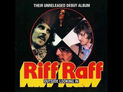Riff Raff = Outside Looking In - 1972 - ( Full Album)
